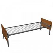 Недорогие металлические крепкие кровати для хостелов Самара