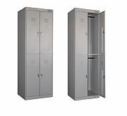 Металлические прочные глубокие шкафы Челябинск