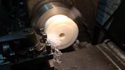Изготовление деталей из фторопласта и капролона. Фрезеровка полимерных материалов. Сергиев Посад