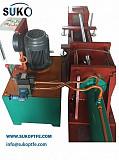 Оборудование для помещения железного вала в PTFE/UHMWPE заготовку доставка из г.Москва