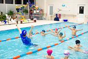 Бесплатное занятие в сети детских школ плавания Океаника Москва