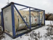 Продается Танк - контейнера нержавеющий, объем -17, 4 куб.м.,