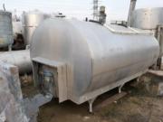 Продается Емкость нержавеющая — танк охладитель, объем — 5 куб.м. Москва