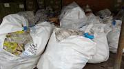 Куплю мешки из под удобрений б/у. переработка Москва