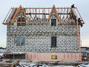 Строительство каркасного дома под ключ Москва