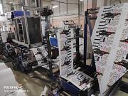 Станок для производства пакетов. Пакетоделательная машина Smartmac 850/S8-серво Москва