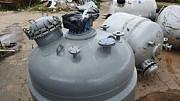 Продается Реактор нержавеющий, объем — 3, 2 куб.м