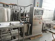 Продается Линия приготовления смеси мороженного, пр-ть 2000 кг/час Москва