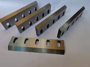 Производим ножи для дробилки, шредера, агломератора и гильотины Смоленск