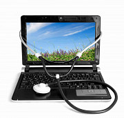Персональный компьютер и ноутбук починить, антивирус поставить, виндоус переустановить