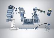 Оборудование для переработки пластика и полимерных материалов