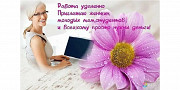Подработка, подойдет для совмещение с основной работой Челябинск