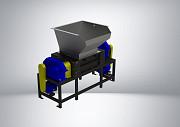 Оборудования по переработки пластика, шнековые ванны Мелеуз