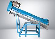 Наклонная центрифуга и оборудование для утилизации пластмасс Щёлково
