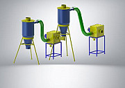 Модуль досушки, оборудование для утилизации пластмасс доставка из г.Северобайкальск