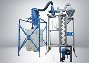 Спиральная сушка, оборудование для утилизации полимеров